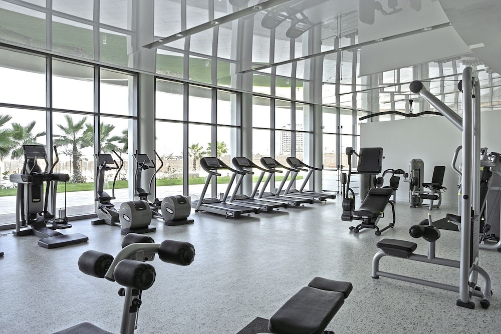Fitness Facility, West All Suite Boutique Tel Aviv