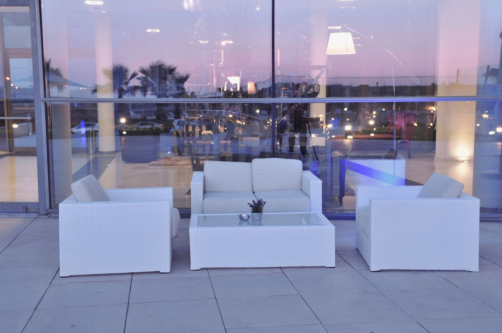Terrace/Patio, West All Suite Boutique Tel Aviv