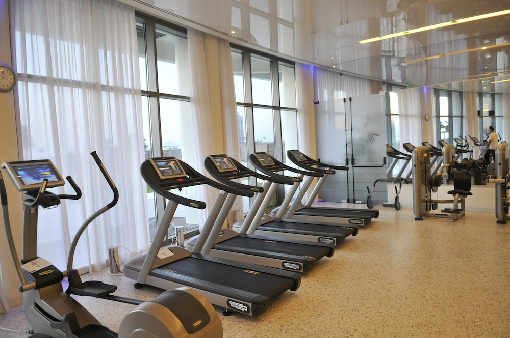 Sports Facility, West All Suite Boutique Tel Aviv