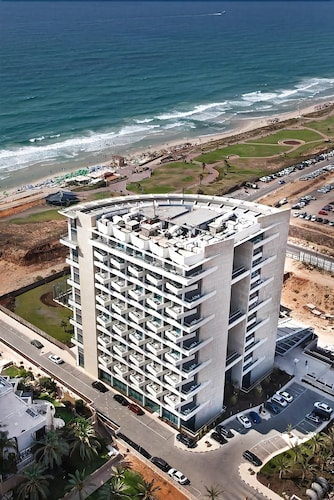 Aerial View, West All Suite Boutique Tel Aviv