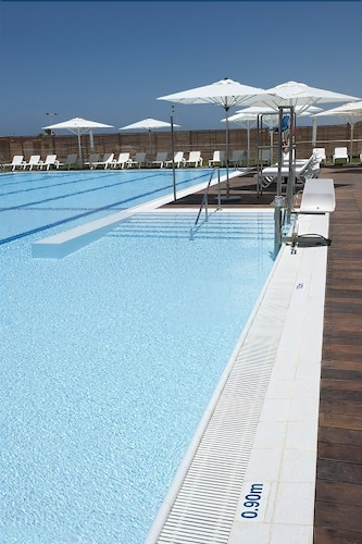 Exercise/Lap Pool, West All Suite Boutique Tel Aviv
