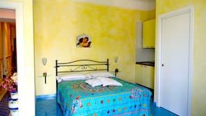 3 camere, biancheria da letto di alta qualità
