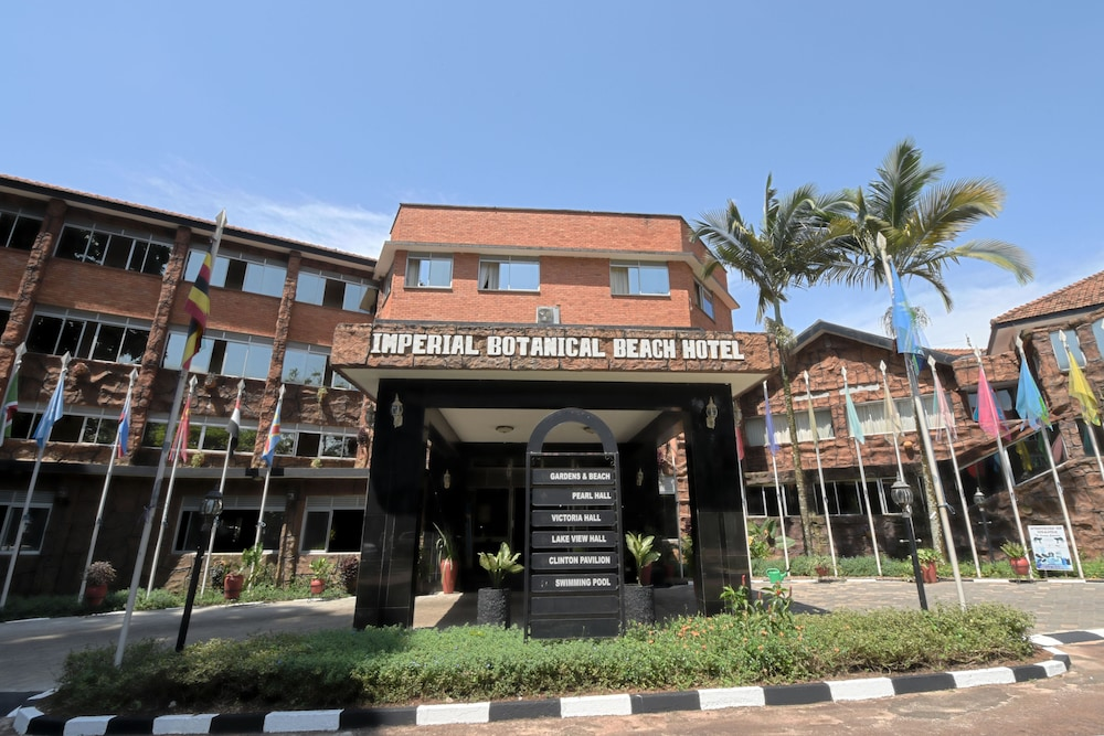 Botanical Beach Hotel Entebbe
