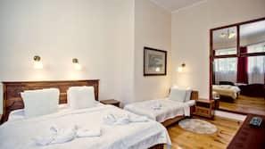 Allergikerbettwaren, Daunenbettdecken, Select-Comfort-Betten, Zimmersafe