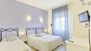 Italienische Bettbezüge von Frette, Select-Comfort-Betten, Minibar