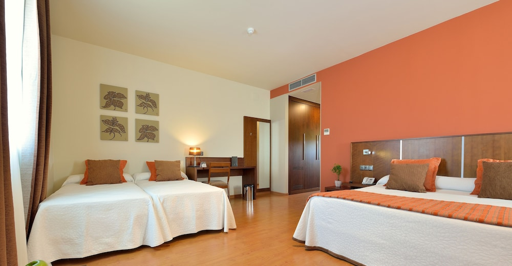 Room, Hotel Spa Norat Torre do Deza