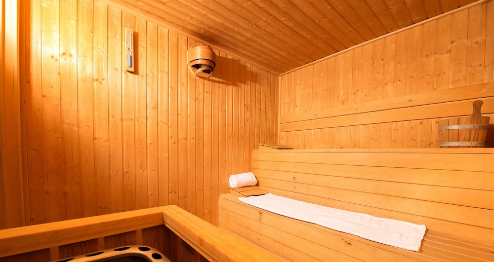 Sauna, Hotel Spa Norat Torre do Deza