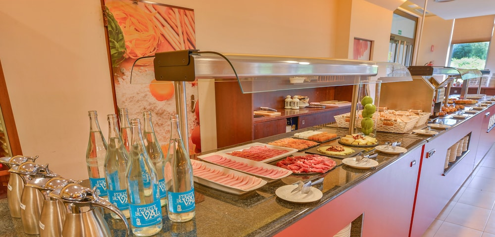 Buffet, Hotel Spa Norat Torre do Deza