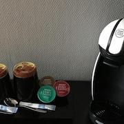 Kahvia ja/tai kahvinkeitin