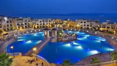 Crowne Plaza Jordan Dead Sea Resort & Spa, an IHG Hotel