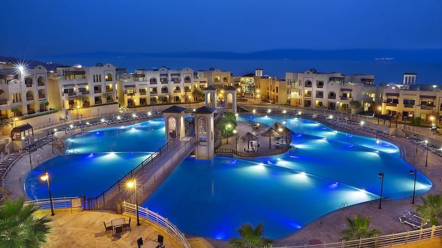 Crowne Plaza Jordan Dead Sea Resort & Spa, an IHG Hotel