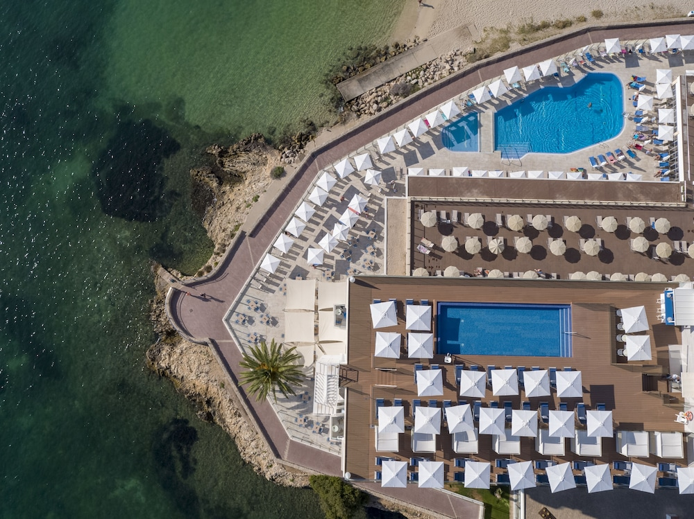 Aerial View, Globales Santa Lucia Hotel