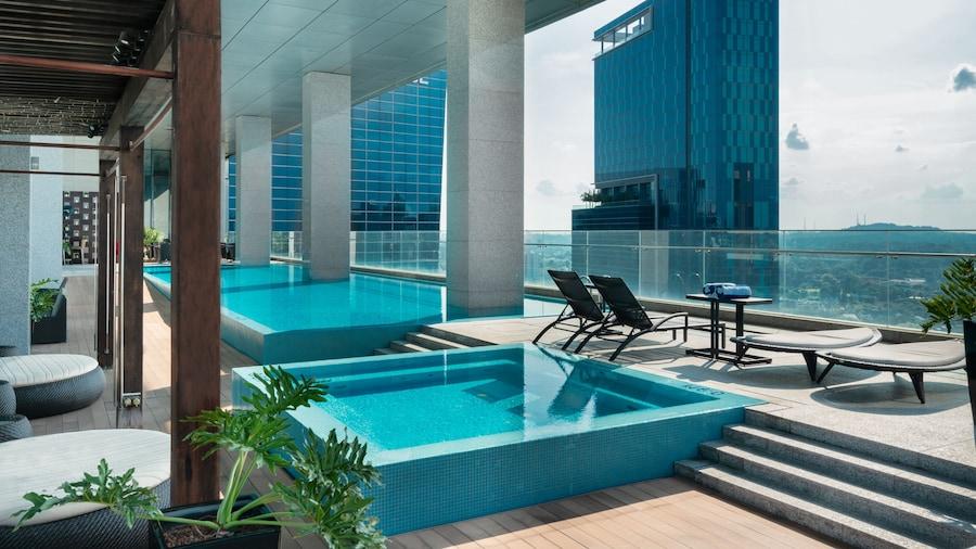 Oasia Hotel Novena, Singapore (SG Clean)