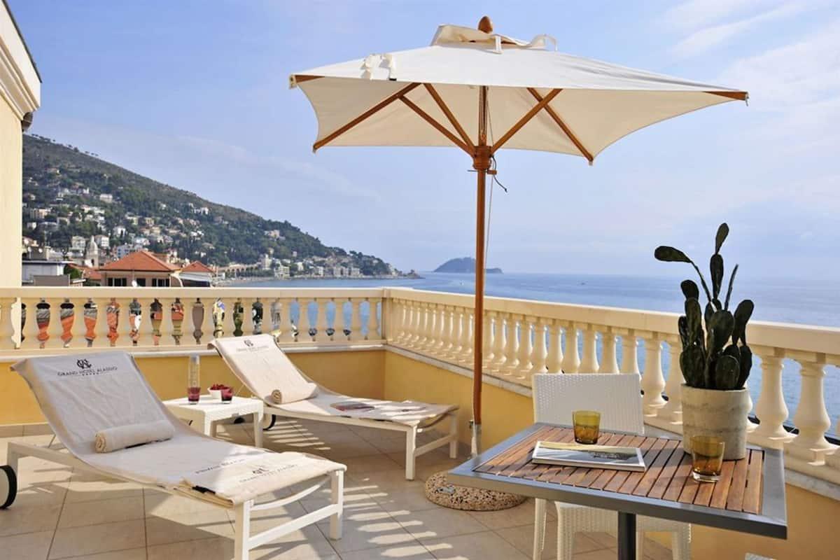 Grand Hotel Alassio Resort Spa Alassio Hotelbewertungen 2021 Expedia De