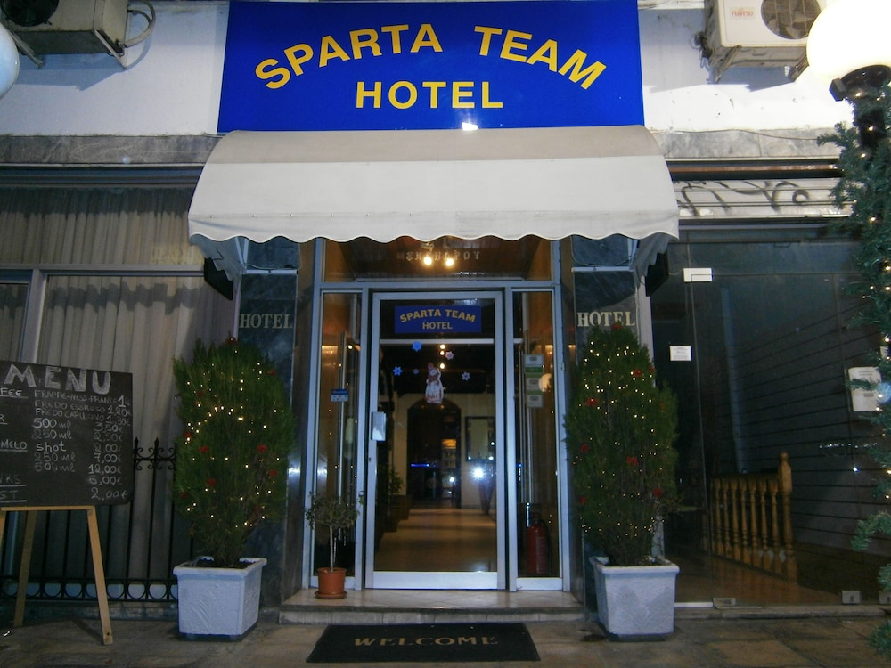 Featured Image, Sparta Team Hotel - Hostel