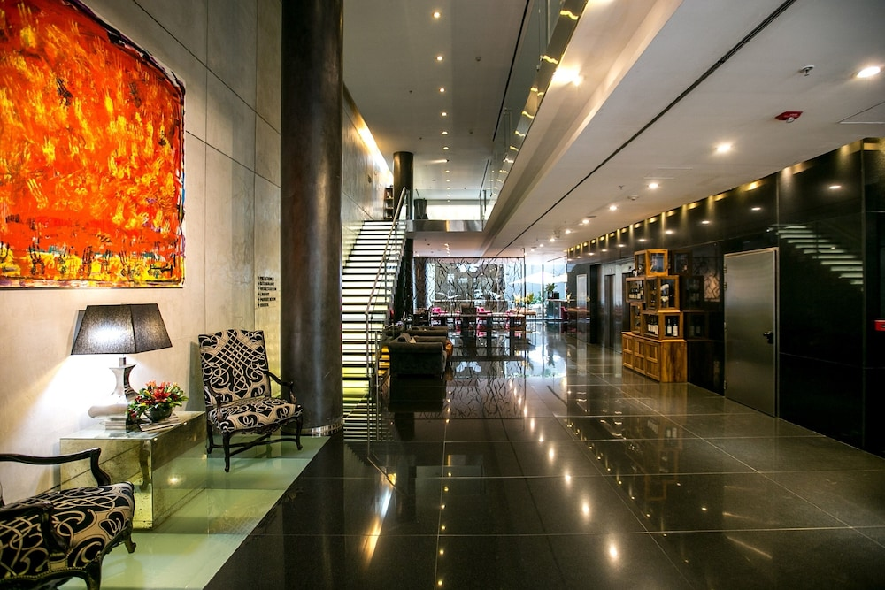 Lobby, Mio Buenos Aires Hotel