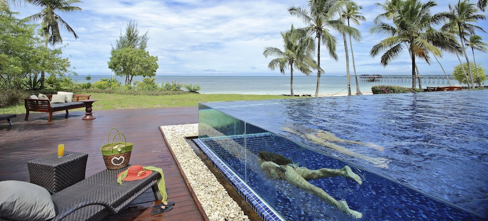 Infinity Pool, The Residence Zanzibar