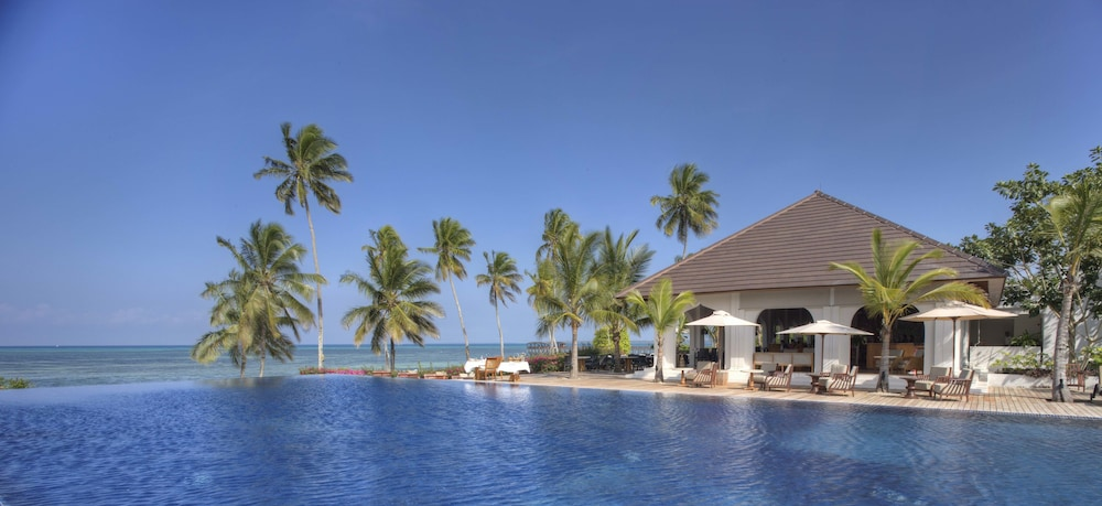Outdoor Pool, The Residence Zanzibar