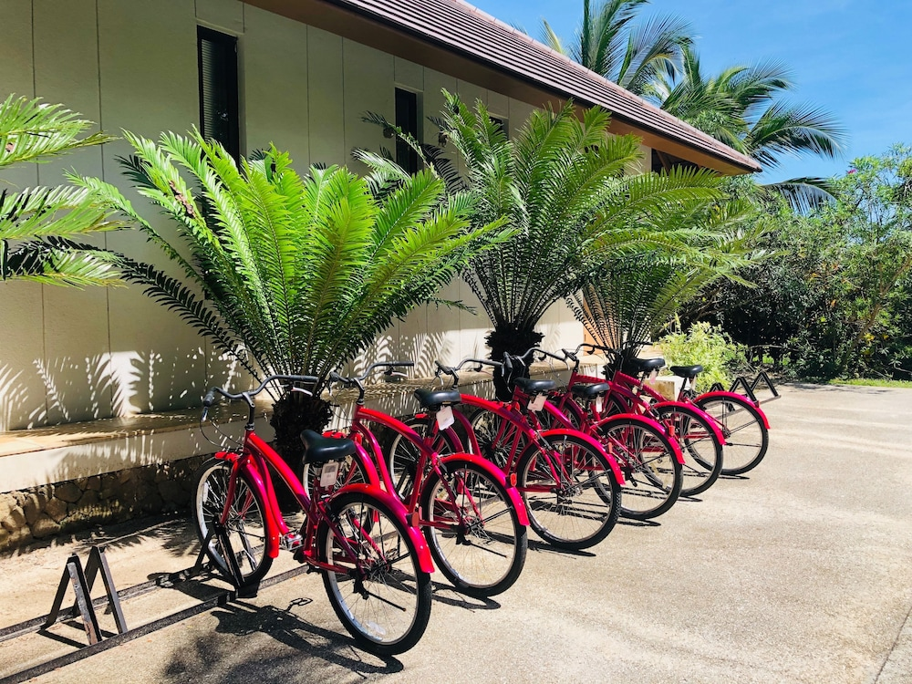 Bicycling, The Residence Zanzibar