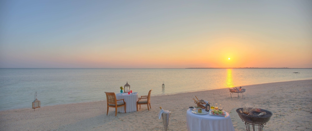 Couples Dining, The Residence Zanzibar