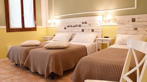 Hypo-allergenic bedding, down comforters, free WiFi, wheelchair access