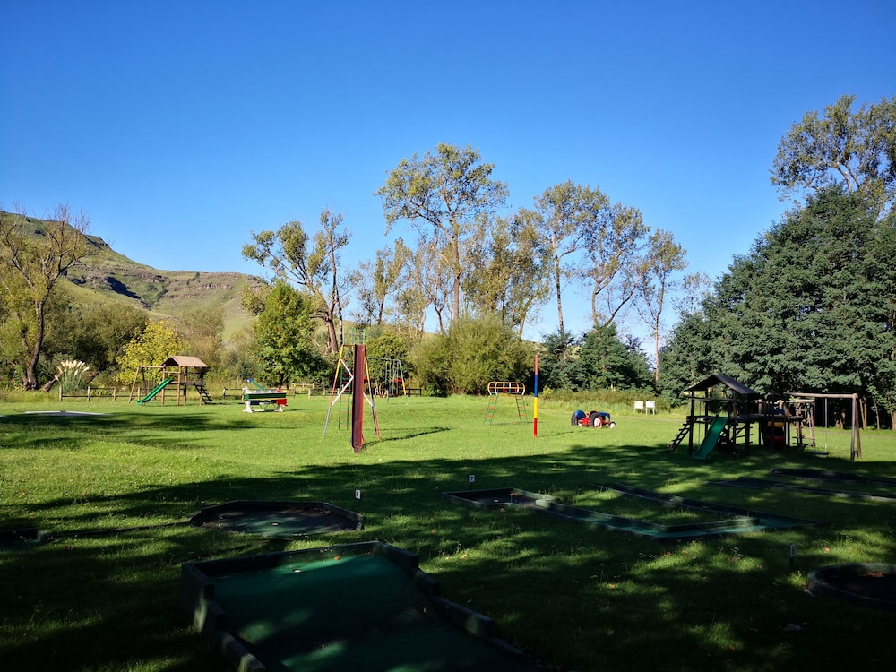 Children's Play Area - Outdoor, Premier Resort Sani Pass