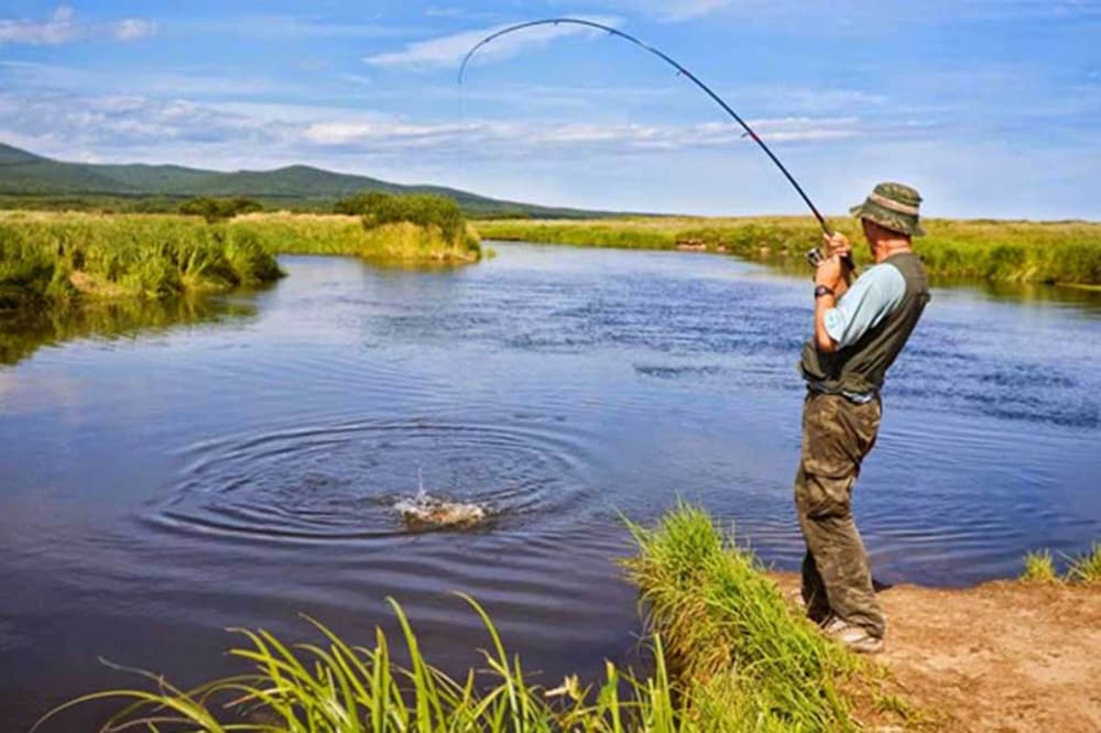 Fishing, Premier Resort Sani Pass