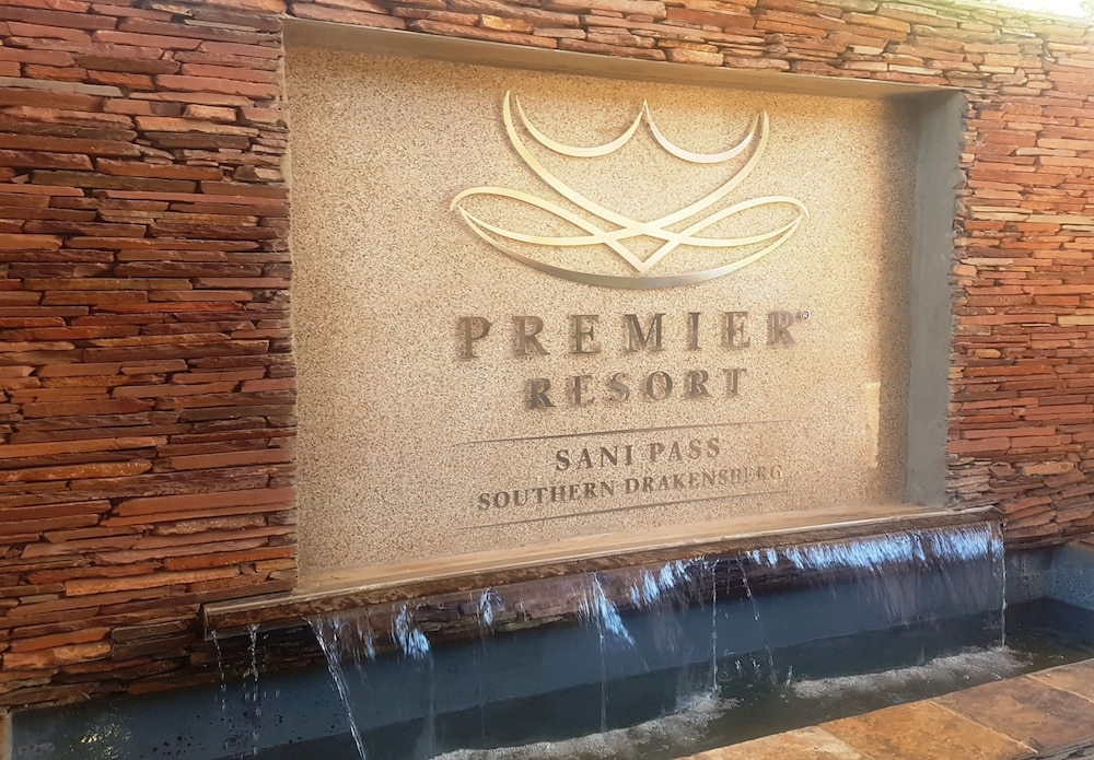 Property Entrance, Premier Resort Sani Pass