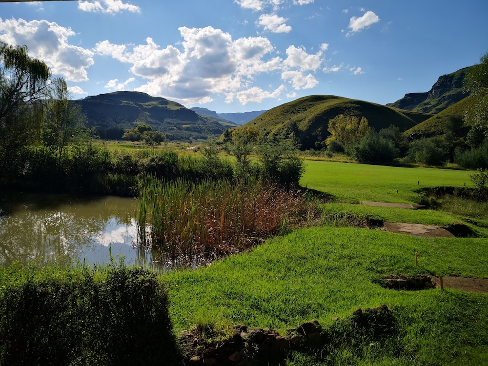 Property Grounds, Premier Resort Sani Pass