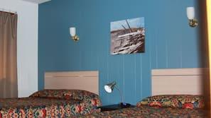 Individuell eingerichtet, Schreibtisch, kostenloses WLAN, Bettwäsche