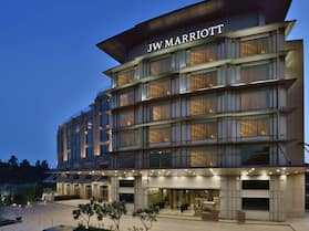 JW Marriott Hotel Chandigarh