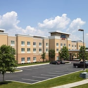 Fairfield Inn & Suites Huntingdon Route 22 Raystown Lake