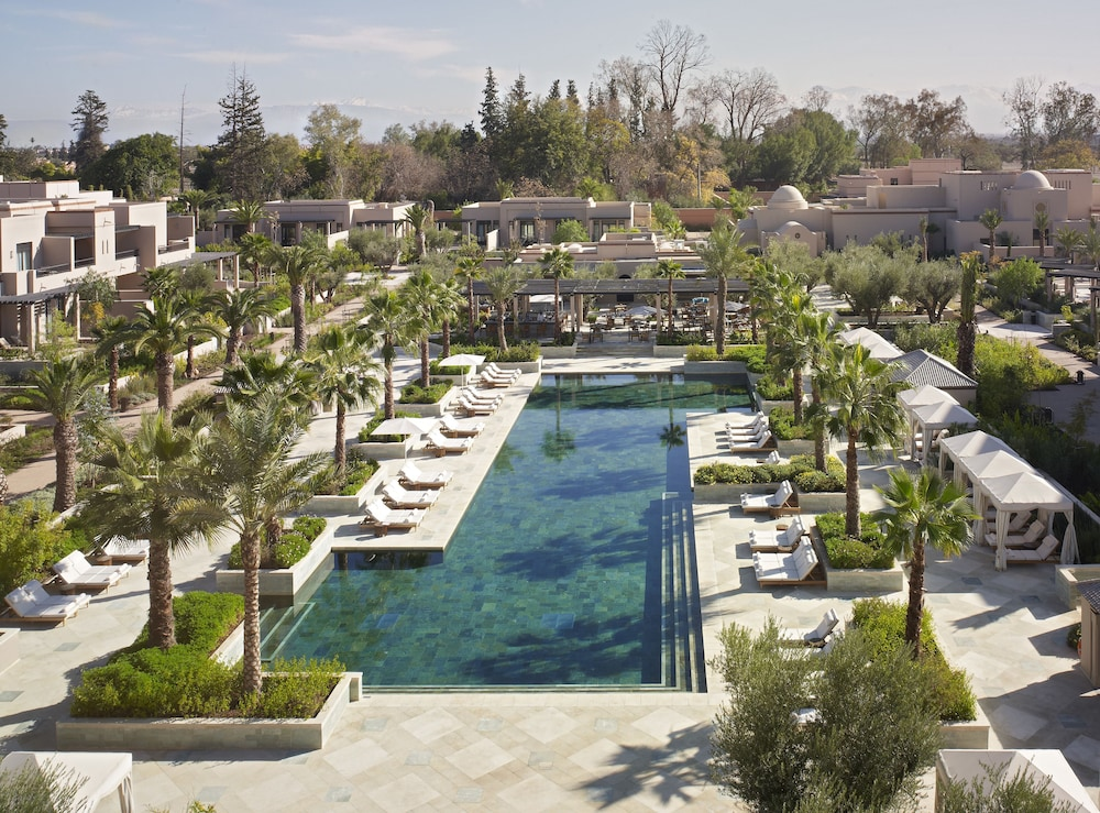 Outdoor Pool, Four Seasons Resort Marrakech