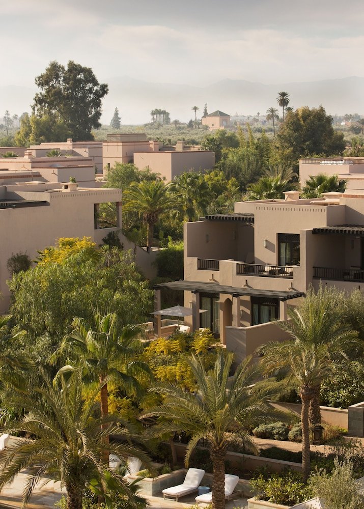 View from Room, Four Seasons Resort Marrakech