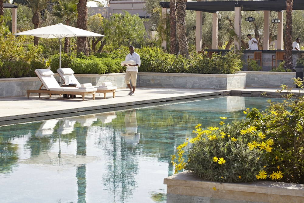 Pool, Four Seasons Resort Marrakech