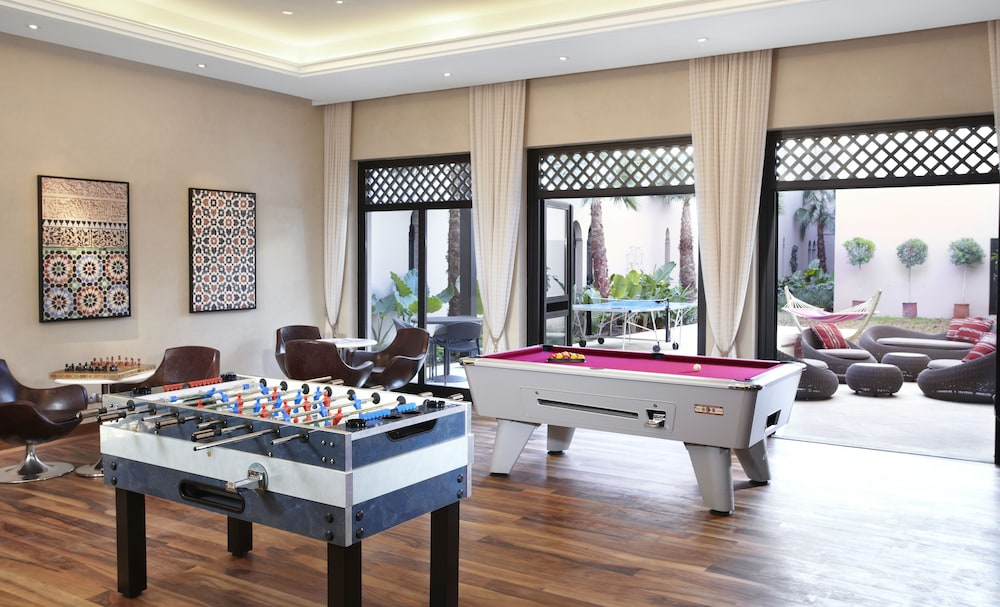 Billiards, Four Seasons Resort Marrakech