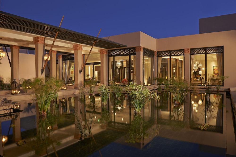 Property Entrance, Four Seasons Resort Marrakech