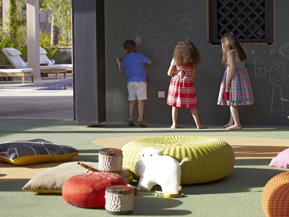 Children's Play Area - Outdoor, Four Seasons Resort Marrakech