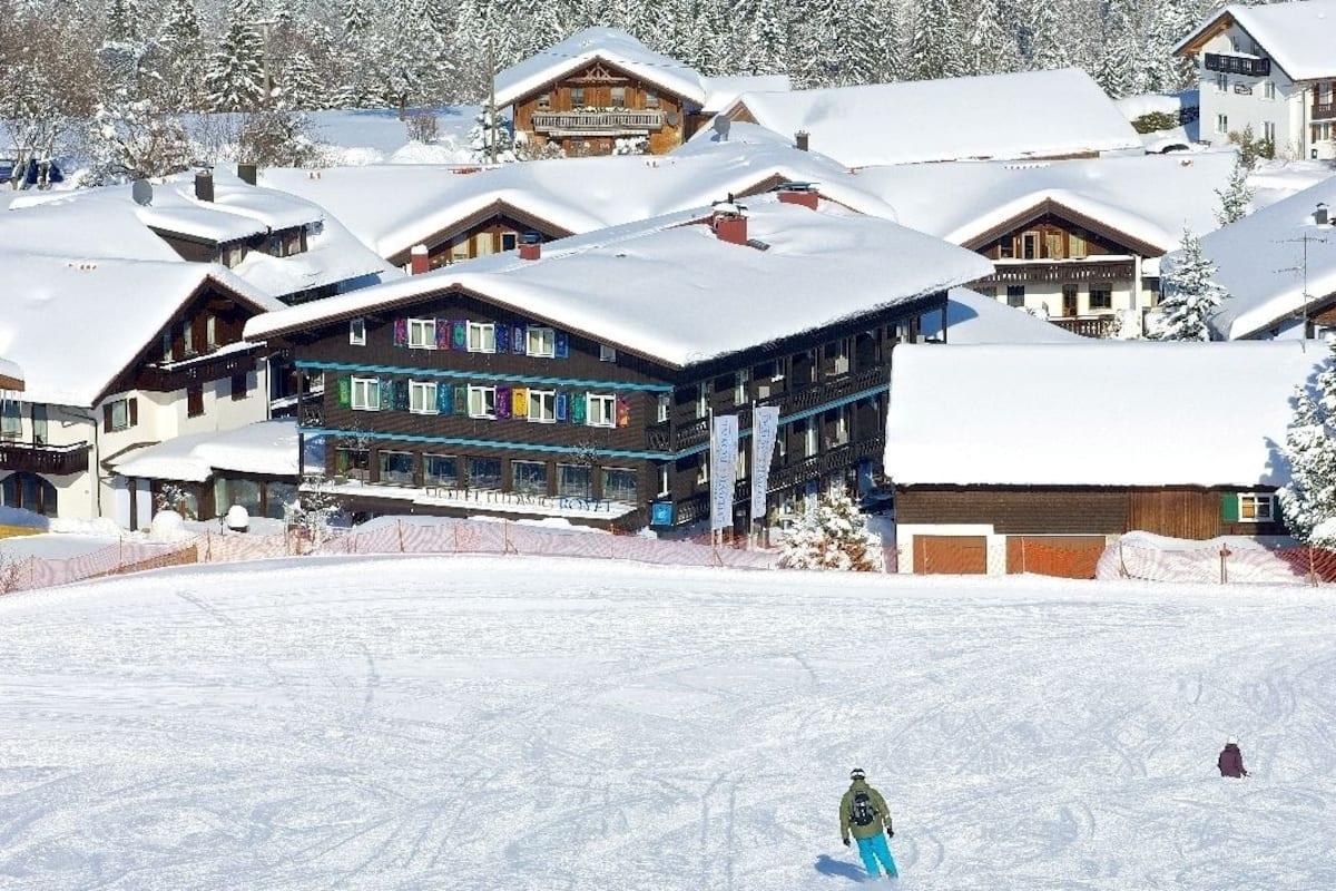 Golf Alpin Wellness Resort Hotel Ludwig Royal In Oberstaufen Expedia