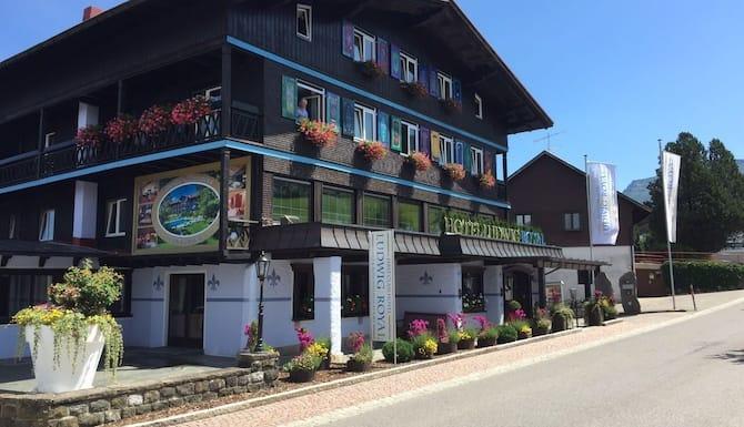 Golf Alpin Wellness Resort Hotel Ludwig Royal Oberstaufen 2020 Updated Prices Expedia