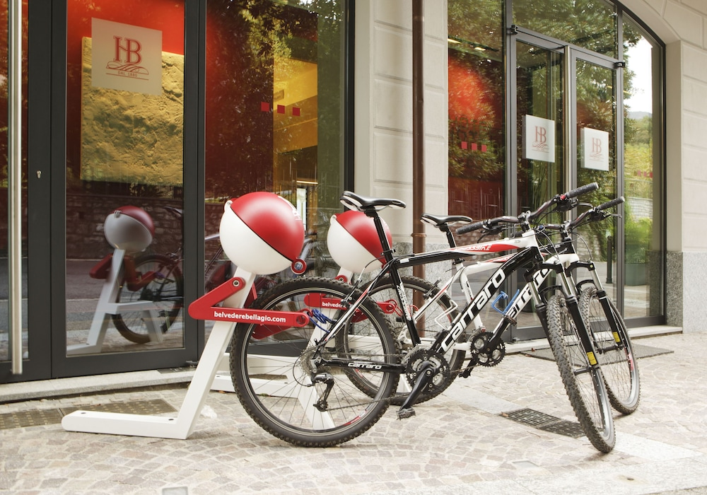 Bicycling, Hotel Belvedere