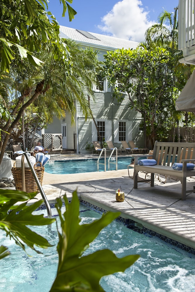 Outdoor Pool, The Southernmost Inn-Adults Only