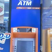 內設自動提款機/銀行服務