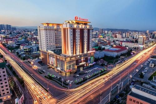 烏蘭巴托城市中心華美達飯店