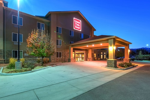 Featured Glenwood Springs Pet-friendly Hotels. See all 128 Hotels in Glenwood  Springs. Best Western Antlers