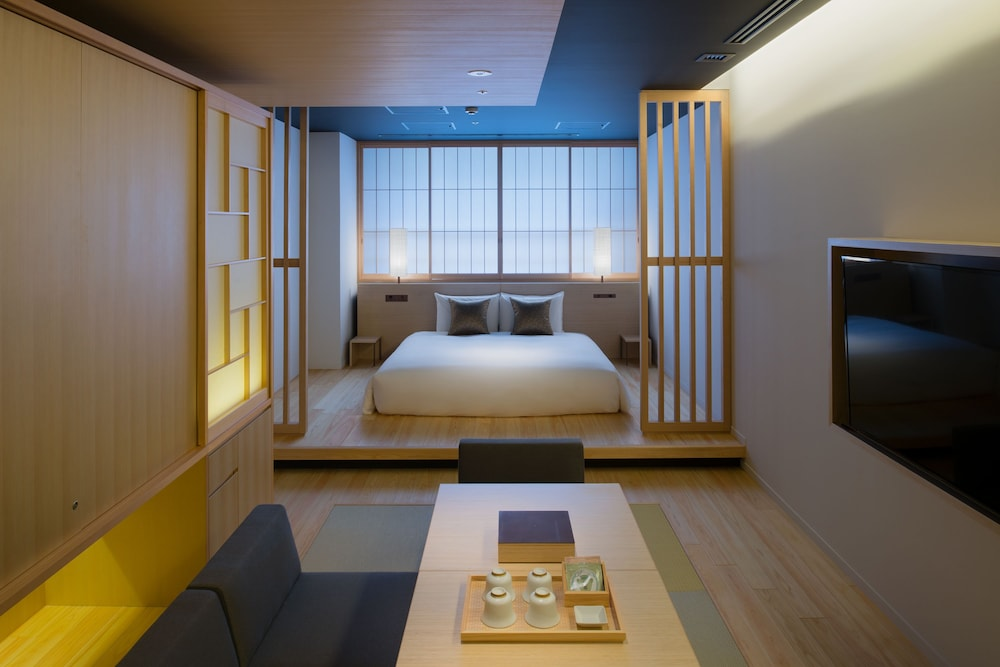 Hotel kanra kyoto reviews photos rates for Hotels kyoto