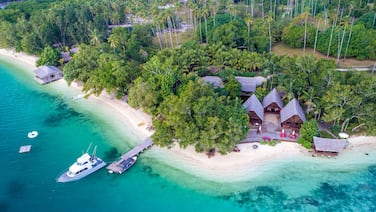 Ratua Island Resort and Spa