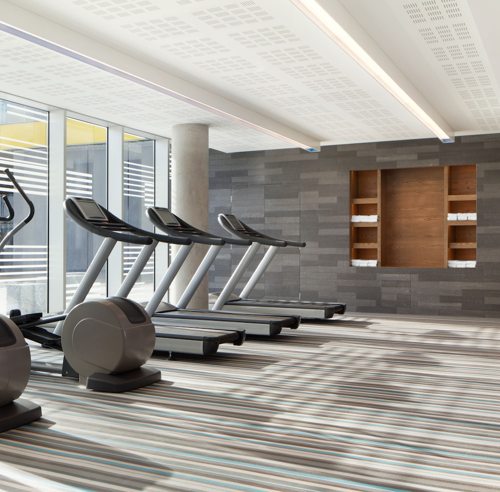 Fitness Facility, Aloft London Excel