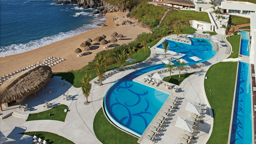 Secrets Huatulco Resort & Spa - All Inclusive - Adults Only