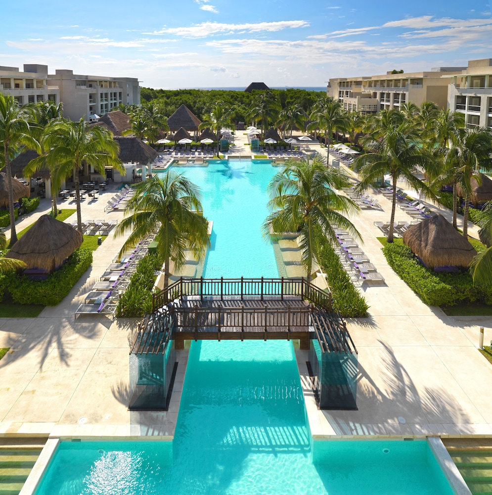 Paradisus Playa Del Carmen La Perla All Inclusive In Hotel Rates Reviews On Orbitz